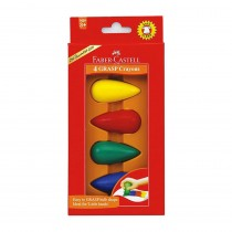 Faber-Castell Early Age Crayons (Grasp Crayons)