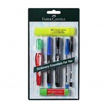 Faber-Castell Home and Office Stationery Blister Kit