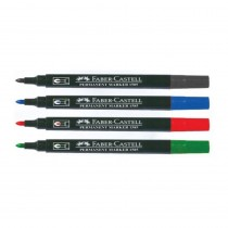 Faber-Castell Permanent Marker (Pack of 2)