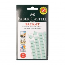 Faber-Castell Tack It 50 Gms (Green)