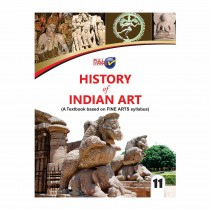 Full Marks CBSE History Of Indian Art Class 11