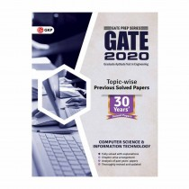 GK Publication GATE Computer Science & Information Technology (30 Year Chapter-Wise Solved Paper) 2020