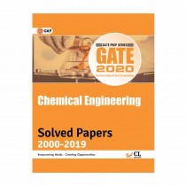 GK Publication GATE Paper Chemical Engineering 2020 (Solved Papers 2000-2019)