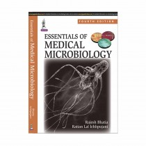 Jaypee Brothers Essentials Of Medical Microbiology 4th Edi By Bhatia & Ichhpujani