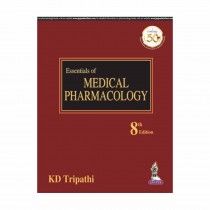 Jaypee Brothers Essentials Of Medical Pharmacology 8th Edi By Tripathi