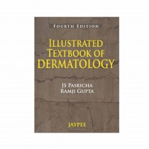 Jaypee Brothers Illustrated Text Book Of Dermatology 4th Edi By Pasricha