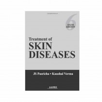 Jaypee Brothers Treatment Of Skin Diseases 6th Edi By Pasricha