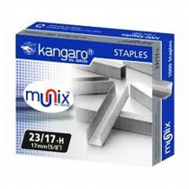 Kangaro Munix Staples 23-17-H (Pack of 10)