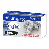 Kangaro Munix Staples 24-6 (Pack of 20)