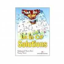 Let Us C# Solutions By Kanetkar