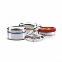 Milton Steel Supreme Lunch Tiffin