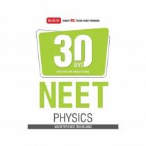 MTG Publication 30 Days Crash Course NEET PHYSICS