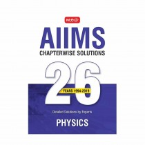 MTG Publication AIIMS Chapterwise Solution 26 Years Physics
