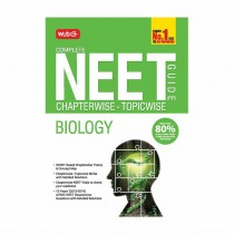 MTG Publication Complete NEET Guide Chapterwise Topicwise BIOLOGY