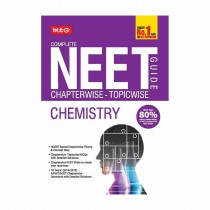MTG Publication Complete NEET Guide Chapterwise Topicwise CHEMISTRY