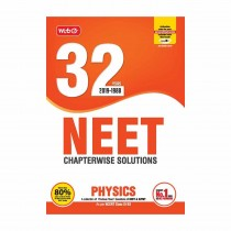 MTG Publication NEET Chapterwise Solutions 32 Years PHYSICS
