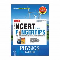 MTG Publication Objective NCERT at your FINGERTIPS PHYSICS for NEET