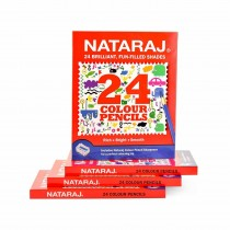 Nataraj Colour Pencils Full Size