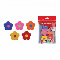 Nataraj Petals Erasers (Pack of 10)