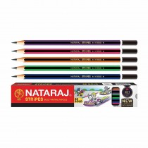 Nataraj Stripes Pencils (Pack of 20)