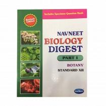 Navneet Biology Digest (Part 1) Class 12