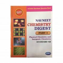 Navneet Chemistry Digest (Part 1) Class 12