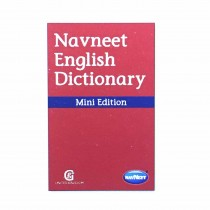 Navneet English Dictionary-Mini Edition