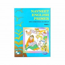 Navneet English Primer Part 1 For Nursery and KG