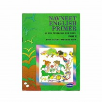 Navneet English Primer Part 2 For Nursery and KG