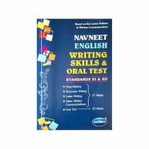 Navneet English Writing Skills & Oral Test Class 11 & Class 12