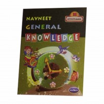 Navneet General Knowledge B For Nursery and KG