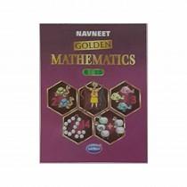 Navneet Golden Mathematics KG 1 For Nursery and KG