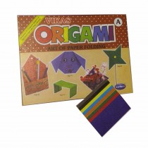 Navneet Origami Book A For Nursery and KG
