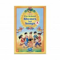 Navneet Pre-School Rhymes & Songs  A For Nursery and KG