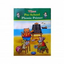 Navneet Pre School Phonic Primer For Nursery and KG