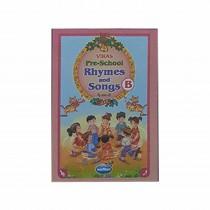 Navneet Pre School Rhymes & Songs  B For Nursery and KG