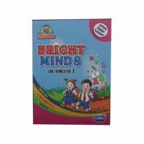 Navneet Semester Book  Bright Mind LKG S 1 For Nursery and KG