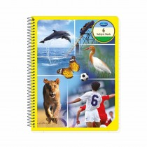 Navneet Youva 6 Subject Note Book 300 Pages (Spiral Bound)