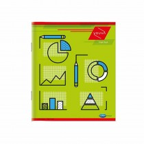 Navneet Youva Graph Book 1mm square (Big Book) (Pack of 2)