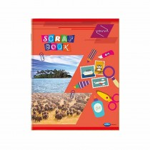 Navneet Youva Scrap Book (22x28)cm 32 Pages (Pack of 2)