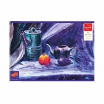 Navneet Youva Violet Drawing Book (33.7x24)cm 36 Pages (Pack of 2)