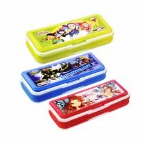 Nayasa Commando Kids Pencil Box (Pack of 6)