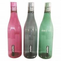 Nayasa Fiber Plastic Bottle 1000ml (Pack of 12)