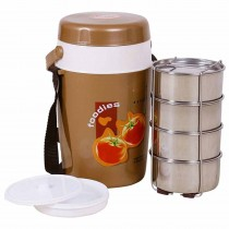 Nayasa Foodies Insulated Tiffin
