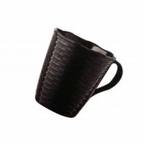Nayasa Melamine Cane Mugs 380 ml (Pack of 3)