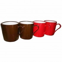 Nayasa Micro Safe PP Coffee Mug 300 ml (Set of 2)