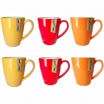 Nayasa Micro Safe PP Milk Mug 400 ml (Pack 3)