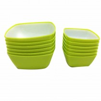 Nayasa Micro Safe PP Plaza Bowl 400 ml (Set of 6)