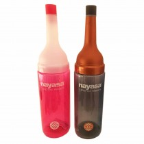 Nayasa Pagoda Plastic Bottle 1000ml (Pack of 12)