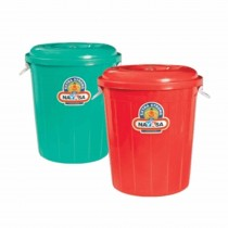 Nayasa Plastic Drum With Lid